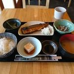 なるたけ - 焼き鯖の定食