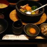 73420083 - 石焼親子丼