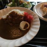 ホテルクエスト清水 - 料理写真:朝カレー