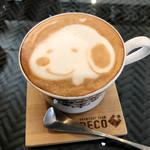 デコ カフェ - ラテアート