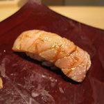 鮨の間 - 大トロ炙り