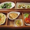 ガーデンカフェ 日日 - 料理写真:日日ハコ膳