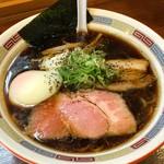 麺処 瓢たん - 瓢たんブラック