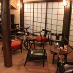スイーツカフェ&バー LOUNGE -