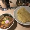 東京アンダーグラウンドラーメン 頑者 - 料理写真:つけめん(濃厚)。王道の味だからこそ美味しかった('17/09/20)