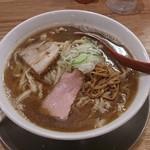 73448604 - 喜多方らーめん(煮干し)※麺は大盛り