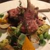 ボッテガ シモーネ - 料理写真:骨つき仔羊ロースト