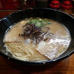 博多とんこつ でびる麺 - 料理写真:でびる麺