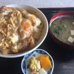 丸紅 - カツ丼