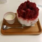 埜庵 - 2017年新宿高島屋hifumiハスカップベリー
