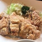 河童食堂 - 山賊定食(1680円)