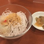中菜Labo.朝陽 - サラダ・ザーサイ