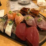 73452687 - 寿司いろいろ