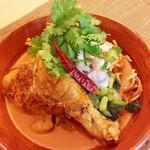 タイ国料理 チャイタレー - 料理写真:カオソーイ