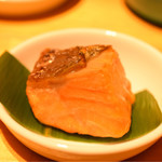 おん宿 蔦屋 - 鮭