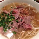 ヴェトナム・アリス - 牛肉のフォー¥1,000(税抜)