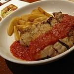 食楽バル・港町バルTAKEO - 鶏肉のソテー