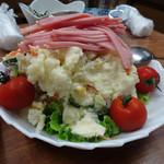 東嶋屋 - サラダ