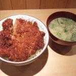 カフェ マメヒコ パートⅢ - エジカツ丼(1000円) ※11:30~14:00限定