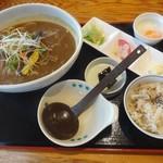さかきばら - 料理写真:カレーうどん(980円)