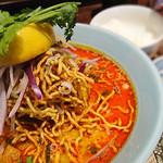 タイレストラン Smile Thailand - カオソーイセット