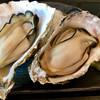 ロ・バザール - 料理写真:仙鳳趾産の蒸し牡蠣 ¥480