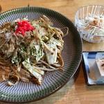 ひらり - 料理写真:焼そば=450円