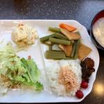 東横INN - 9/21の朝食