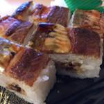 KOHYOイオン - 穴子押し寿司