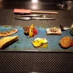 トラットリア ランプ - 前菜