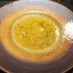 トラットリア ランプ - 夏野菜のズッパ