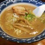 麺食堂 一真亭 - ¥650