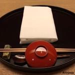 お料理 宮本 - セッティング