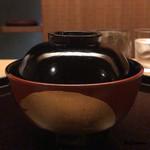 お料理 宮本 - 椀物