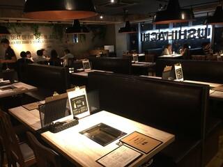 USHIHACHI 上野店 - 店内