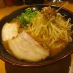 横浜家系らーめん 橋本家 - 料理写真:2017年9月再訪問
