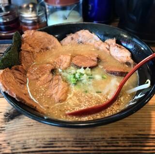 村田屋 - チャーシュー麺