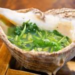 貝つぼ焼 大谷 - 貝つぼ焼
