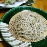 蕎仙 - 10割蕎麦 800円