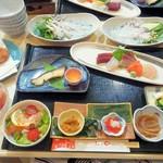レストラン 風夢 - 夕食