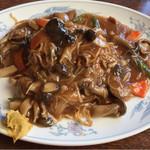 中国料理 楼蘭 - 日替わりランチ(麺飯類)\750(17-09)