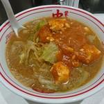 73495214 - 蒙古タンメン(麺少なめ)