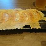四川麺匠 炎 - 羽根つき餃子