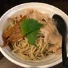 Menyawasshoi - 料理写真:男のまぜ麺(300g)