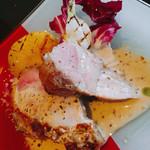 オッタントット - 松坂豚のソテー