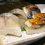 とろさば料理専門店 SABAR - 寿司の盛り合わせ