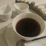 四間道レストランMATSUURA - コーヒー