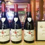 しもかわワイン倶楽部 ワイバーン - アルマン・ルソー ボトルでお楽しみいただけます。