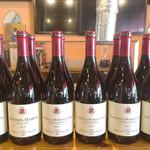 しもかわワイン倶楽部 ワイバーン - グロフィエ ボトルでお楽しみいただけます。