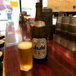73499562 - 中瓶ビール(550円)
